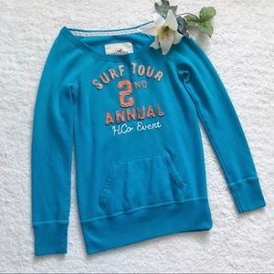 Hollister Sweatshirt Sweater Surf Tour